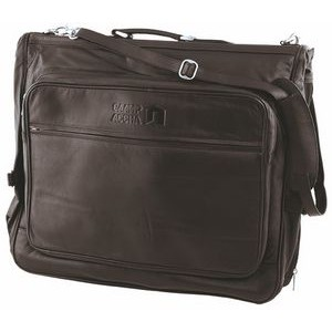 Traditional Garment Bag brown