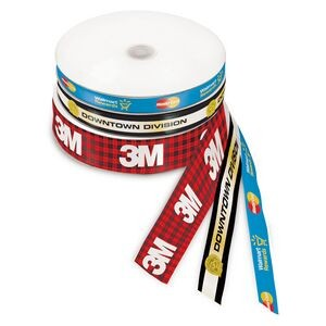"Sublimated Ribbon (5/8"" wide)"