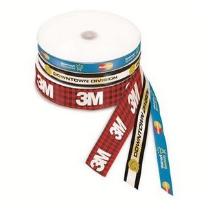 "Sublimated Ribbon (7/8"" wide)"